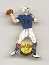 Hard Rock Cafe Indianapolis Football Quarterback 2001 Pin