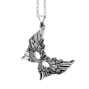 SHIMMERING CARNIVAL BUTTERFLY PENDANT NECKLACE WITH SWAROVSKI BY CONTROSE