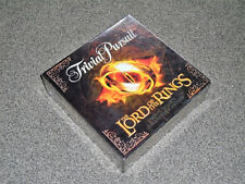 TRIVIAL PURSUIT - LORD OF THE RINGS COLLECTOR'S EDITION - NEW GAME (FREE UK P&P)