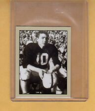 Bart Starr, rookie season '56 Green Bay Packers, Lone Star limited edition