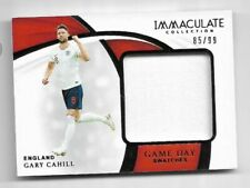 2018-19 Panini Immaculate Jersey Card :Gary Cahill  #85/99