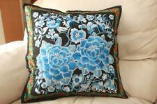 Tribal embroidered vintage BOHO Cotton Canvas Cushion Cover Throw Pillow Case