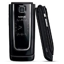 Brand New NOKIA 6555 UNLOCKED Black Bluetooth Camera GSM 3G Quadband Flip Phone