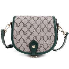 Small Fashion Crossbody Shoulder Bags Retro Saddle Bag Messenger Handbags Purse