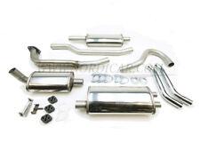 Volvo 460867-RVS2 Exhaust kit SIMONS Stainless Steel P1800E 1800ES