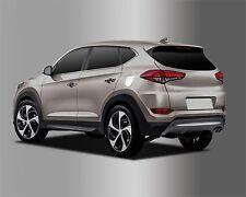Fuel Gas Tank Door Cap Cover Chrome Molding B359 for Hyundai Tucson 2016 ~2017