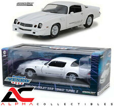 Greenlight 12998 1:18 1981 Chevrolet Camaro Z/28 Yenko TURNO Z weiß
