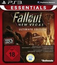 PLAYSTATION 3 Fallout New Vegas Ultimate Edition Essential come nuovo