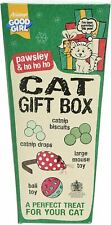 Armitage Pet Products - Good Girl Cat Xmas Allsorts with Catnip Drops
