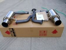 HKS HI-POWER DUAL EXHAUST 06-10 LEXUS IS250 IS350 2WD