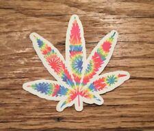 marijuana pot Sticker decal mopar chevy ford rat rod pontiac oldmobile vw hippie