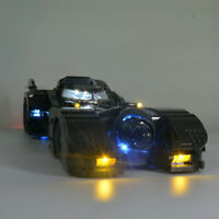 LED Light Lighting Kit Set ONLY For LEGO 76139 1989 Batmobile DC Bricks Toy f