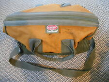 Old Original Bucket Boss Brand Gate Mouth Tool Organizer Bag Outdoors Camp Fish
