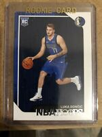 2018-19 NBA Hoops Luka Doncic Rc. Read Description
