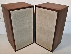 Acoustic Research AR 4x vintage Speakers - BEAUTIFUL!