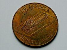 Herbert (Saskatchewan) Memorial Park Medal 1867-1967 CANADA Centennial Souvenir