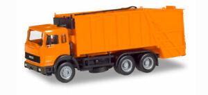 """Herpa Basic 309530 Iveco Turbo Compactor Garbage Truck """" Kommunal """",Model 1:87 ("""