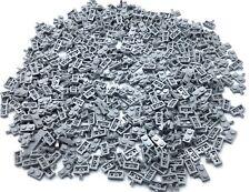 Lego Technic 5 X Grueso brazo de elevación ladrillo viga con agujeros 1 X 5 Blanco