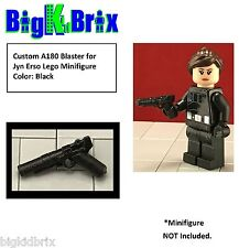A180 Custom Blaster for Star Wars JYN ERSO Lego Minifigure *Buy More 1 Ship Cost