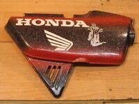 Honda CB 750 CB750 RC01 1979 - 1981 Seitendeckel, rechts