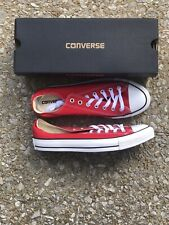 Mens Converse 11 Low Red
