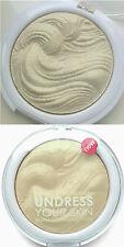 MUA Makeup Academy Undress Your Skin Highlighter IRIDESCENTE ORO polvere 7.5 g