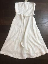 AE American Eagle Sz 2 Strapless Dress White Strapless NWT $69.50