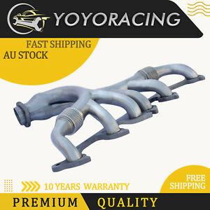 For Jeep Wrangler Grand Cherokee 4.0L Turbo 1991-1999 Exhaust Manifold Stainless