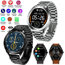 Sports Bluetooth Smart Watch Heart Rate Blood Pressure for Samsung Huawei Xiaomi