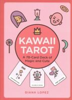 Kawaii Tarot : A 78-card Deck of Magic and Cute, Cards by Lopez, Diana, Like ...
