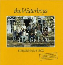 Fisherman's Box: The Complete Fisherman's Blues Sessions 1986-1988 [Box] by The Waterboys (CD, Nov-2013, 6 Discs, Chrysalis Records)