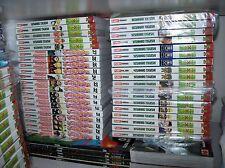 Manga mega Lotto numero 2 (di 2) da 50 fumetti misti (rari)