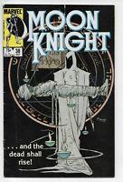 Moon Knight #38 (1984) FN/VF Marvel Comics. Last Issue! HTF