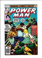 """Power Man No.49   : 1978 :  : """"Seagate Is A Lonely Place To Die!"""" :"""