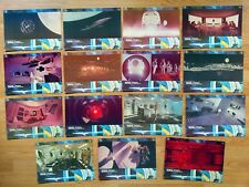 Stanley Kubrick 2001 - A SPACE ODYSSEY - 15 vintage German lobby cards - SCI-FI