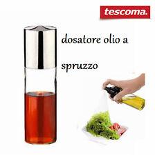 SPRUZZAOLIO aceto tescoma oliera acetiera spruzza olio porta olio cucina