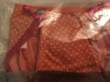spotty orange Ann Summers thong undies Knickers Size 14/16 New with Tags RRP £12
