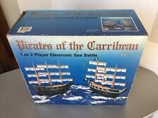 VINTAGE# NOVAG ULTRA RARE SEA BATTLE ELECTRONIC  PIRATES OF THE CARRIBEAN#NIB