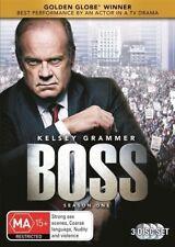 BOSS (COMPLETE SEASON 1 - DVD SET SEALED + FREE POST)