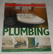 Collins Plumbing Central Heating Albert Jackson David Day 2002 PB Home Repair