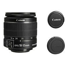 Canon EF-S 18-55mm f/3.5-5.6 II IS SLR Zoom Lens for Canon EOS T5i T4i 60D 70D