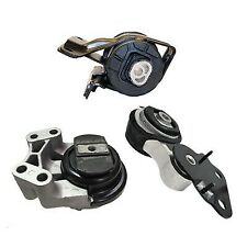 3PC MOTOR & TRANSMISSION MOUNT FOR 2007-2010 FORD EDGE LINCOLN MKX 3.5L