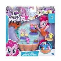 New Hasbro® My Little Pony Pinkie Pie Undersea Café Playset 3+ Free & Fast Post