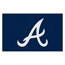 Atlanta Braves 5' X 8' Ulti-Mat Area Rug Floor Mat