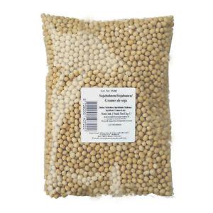 1000g getrocknete Sojabohnen Heuschen & Schrouff dried Soy Beans Kanada
