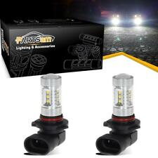 2PCS 15-2323-SMD White 6000k Led Daytime Running Light DRL Bulbs 9005 HB3
