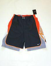 BNWT Nike Swim Trunks / Shorts Sz M Gray