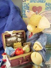 This Little Piggy Business Man 167622 Nib *Vhtf * Free Usa Shipping