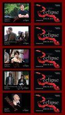 "Twilight Eclipse ""Signature Set"" Trading Card 6-10"