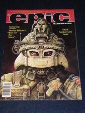 MARVEL - EPIC ILLUSTRATED #11 - April 1982